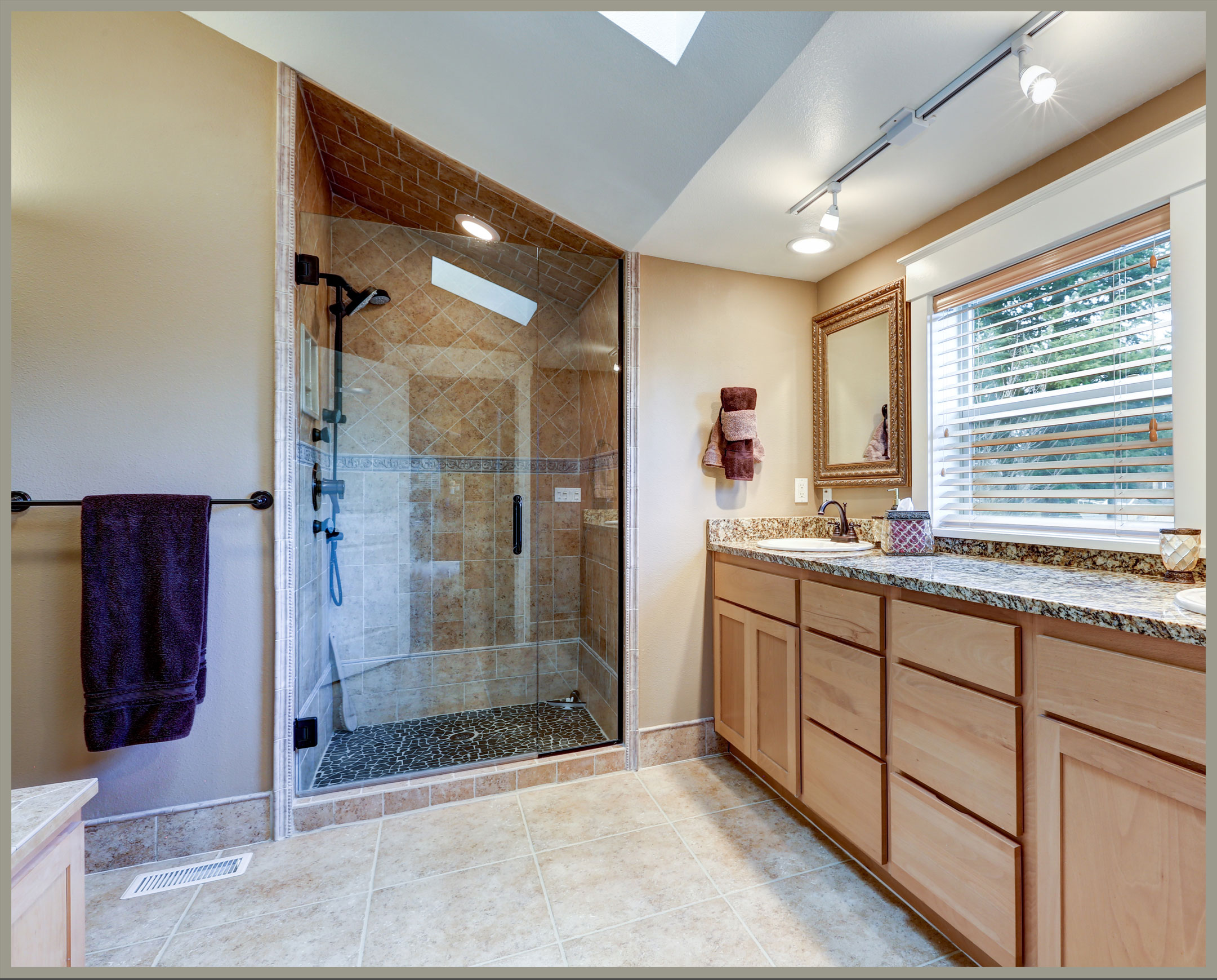 minneapolis custom shower doors