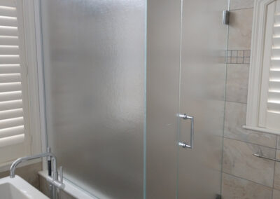 Twin Cities Shower Door Install 12