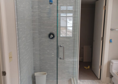 Twin Cities Shower Door Install 13