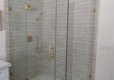 Twin Cities Shower Door Install 14