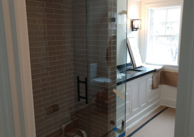 Twin Cities Shower Door Install 15