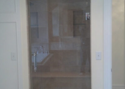 Twin Cities Shower Door Install 20
