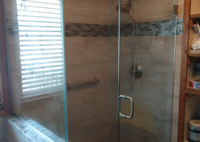 Twin Cities Shower Door Install 3