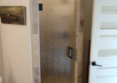 Twin Cities Shower Door Install 4