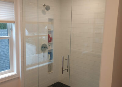 Twin Cities Shower Door Install 5